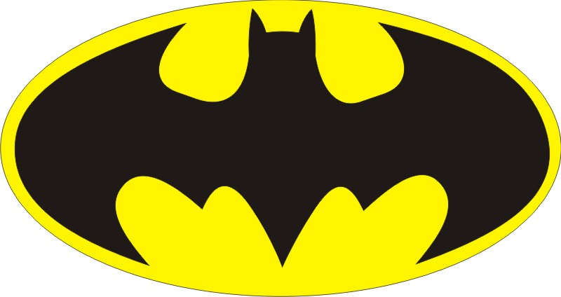Batman Symbol - Justice League