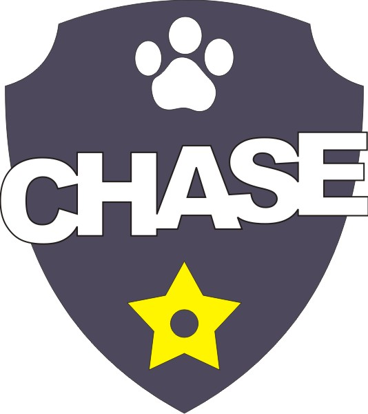 Chase Pup Tag, Paw Patrol