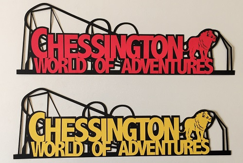 Chessington World of Adventures (Uk Theme Park)