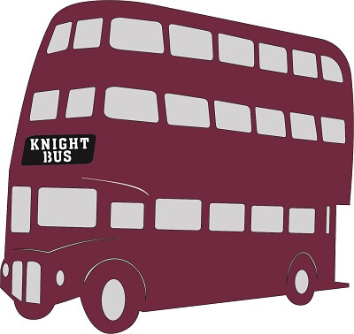Knight Bus - Harry Potter