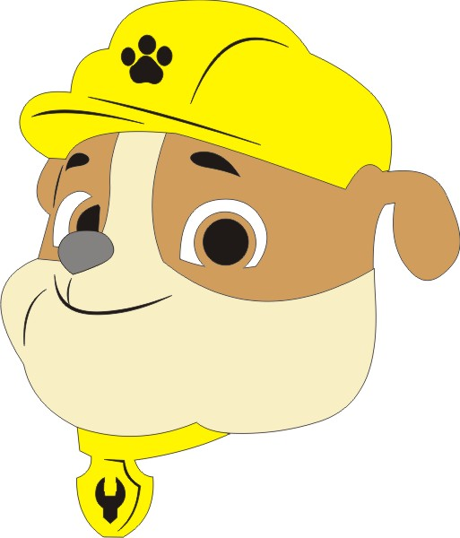 Rubble - Paw Patrol