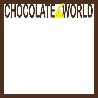 Chocolate World Page