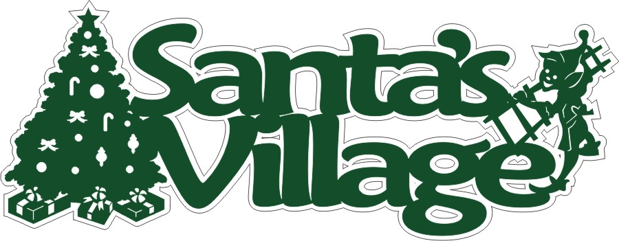 Santa's Village with Tree