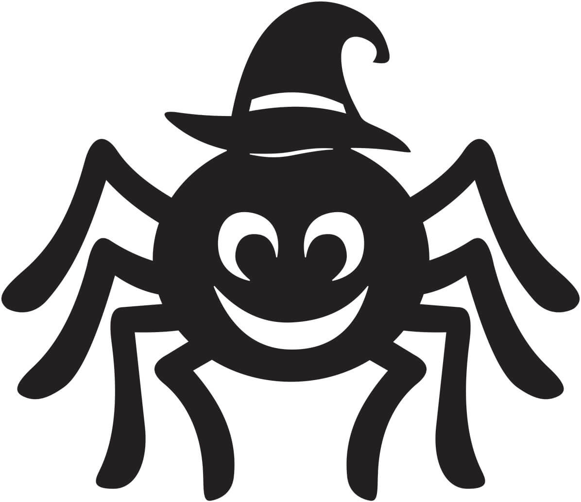 Cute Halloween Spider