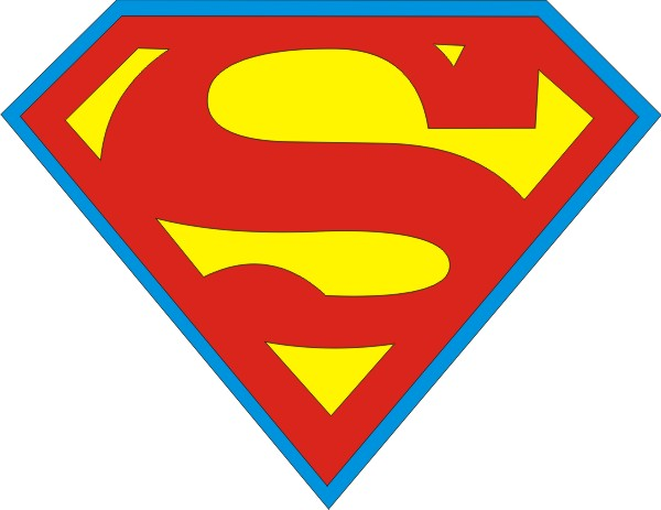 Superman Symbol - Justice League