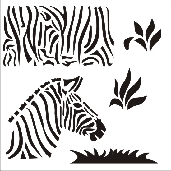 Zebra ( Set of Two )