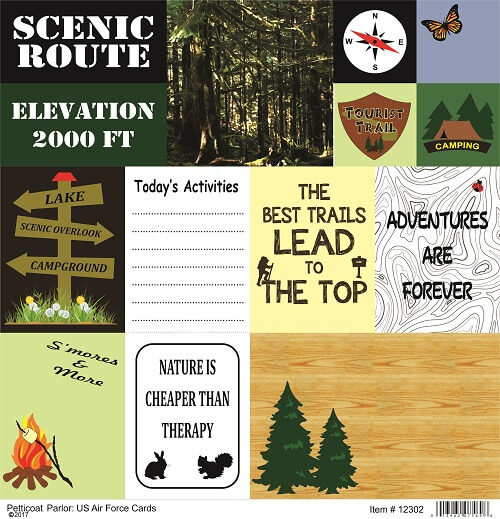 Nature Therapy Cards