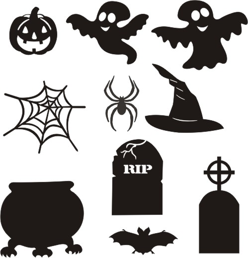 Halloween Multipack ( 10 pieces )
