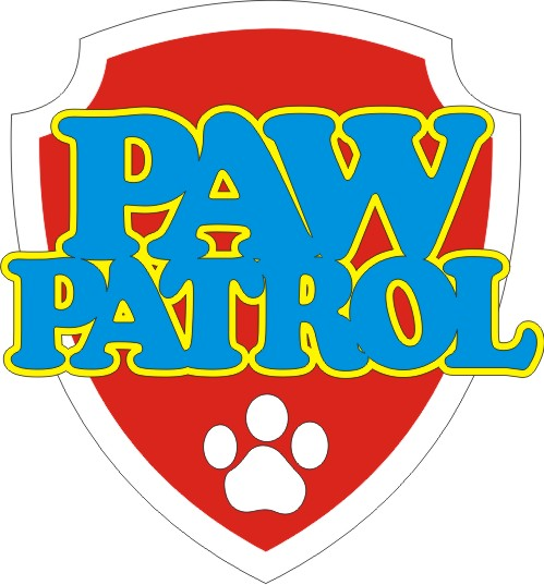 Paw Patrol Shield